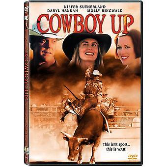 Cowboy Up [DVD] USA import