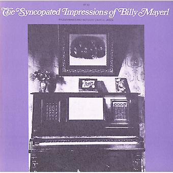 Billy Mayerl - synkopierten Impressionen Billy Mayerl [CD] USA import