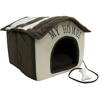 Arquivet Hut  my Home  47cm. (Dogs , Bedding , Igloos)