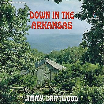 Jimmy Driftwood - Down in the Arkansas [CD] USA import