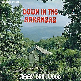 Jimmy drivved - ner i Arkansas [CD] USA import