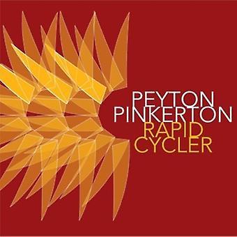 Peyton Pinkerton - Rapid Cycler [CD] USA import