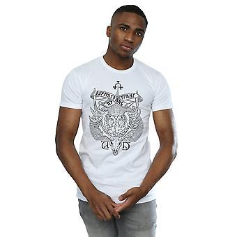 Harry Potter Men's Durmstrang Institute Crest T-Shirt