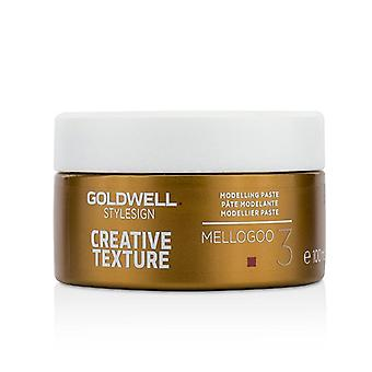 Goldwell Style Sign Creative Texture Mellogoo 3 Modelling Paste - 100ml/3.3oz