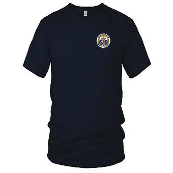 US Navy USS Epperson DD-719 Embroidered Patch - E Makaala E Na Mokoluu-MOH Ladies T Shirt