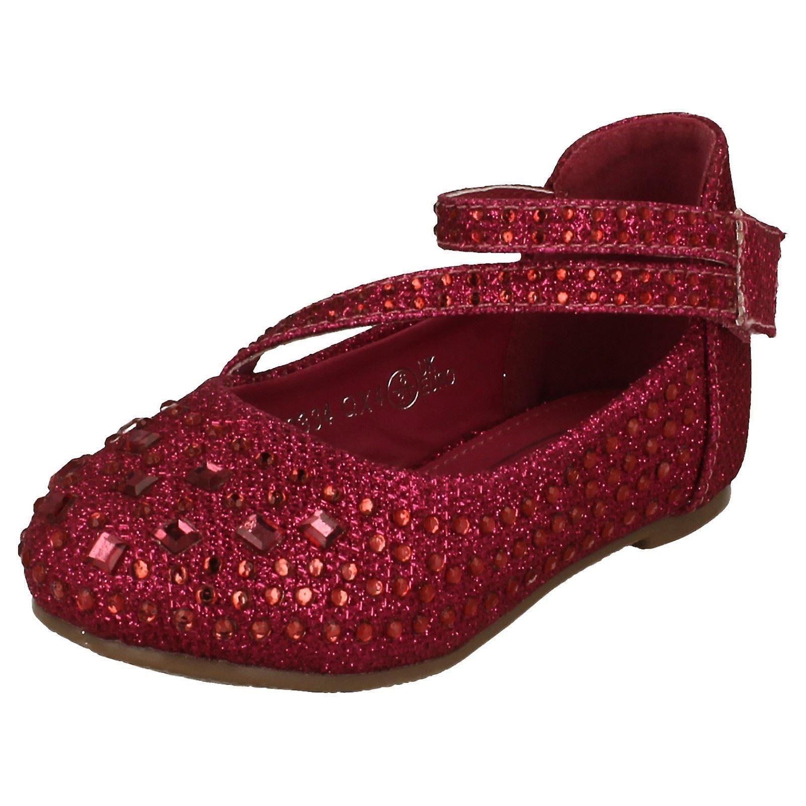 Gils Fleck auf Glitter Party Schuhe