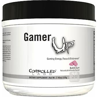 Controlled Labs Gamer Up Fruit Punch 225 gr (Sport , Energy , Pre-endurance)