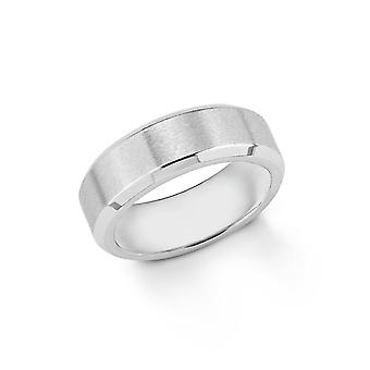 s.Oliver jewel men's ring stainless steel Silver 201876