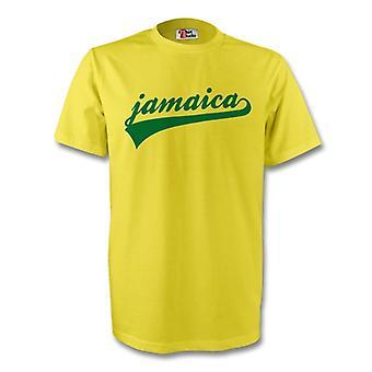 جامايكا التوقيع كوم (أصفر)-للأطفال