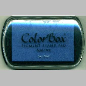 ColorBox Pigment Ink Pad-Sky Blue