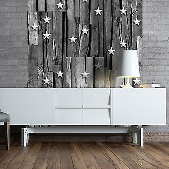 Behang - configuratie van de sterren