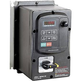 Peter Electronic Frequency inverter 0.75 kW 1-phase 230 V