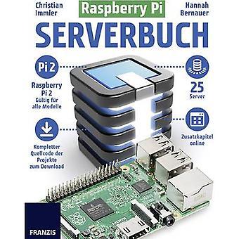 Bringebær Pi Serverbuch Franzis Verlag 978-3-645-60441-3