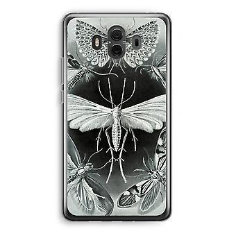 Huawei Mate 10 Transparent Case (Soft) - Haeckel Tineida