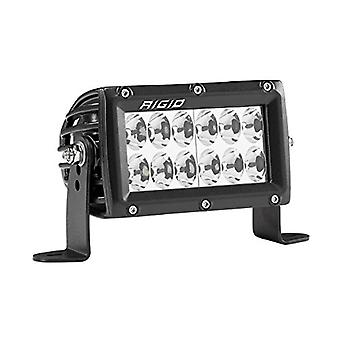 Rigid Industries 173613 E-Series Pro Driving Light; 4 in.; Specter - Drive; 45 Watts; 12 White LEDs;