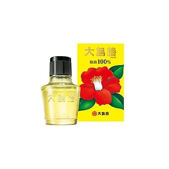 Oshima Tsubaki 100% Pure Camellia Oil for Hair and Skin – 60ml