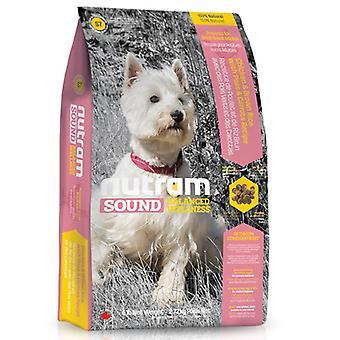 Nutram S7 raza pequeña perro Natural 2,72 KG