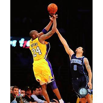 Kobe Bryant 2009-10 Playoff Action Photo Print (8 x 10)