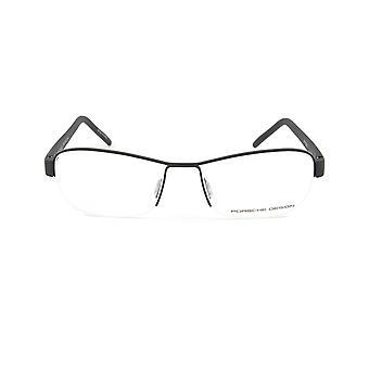 Porsche Design P8211 D Rectangular | Black| Eyeglass Frames