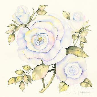 Roses Poster Print by Kathleen Parr McKenna