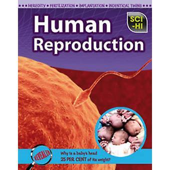 Reprodução humana por Casey Rand - livro 9781406211535