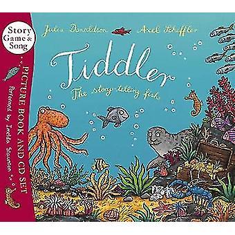 Tiddler von Julia Donaldson - Axel Scheffler - 9781407109893 buchen