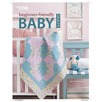 Beginner-Friendly Baby Quilts by Linda Causee - 9781464752322 Book