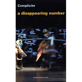 A Disappearing Number by Simon McBurney - 9781840028300 Book