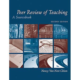 Peer Review dell'insegnamento - un Sourcebook (2nd Revised edition) di Nancy