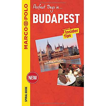 Budapest Marco Polo Spiral Guide by Marco Polo - 9783829755030 Book
