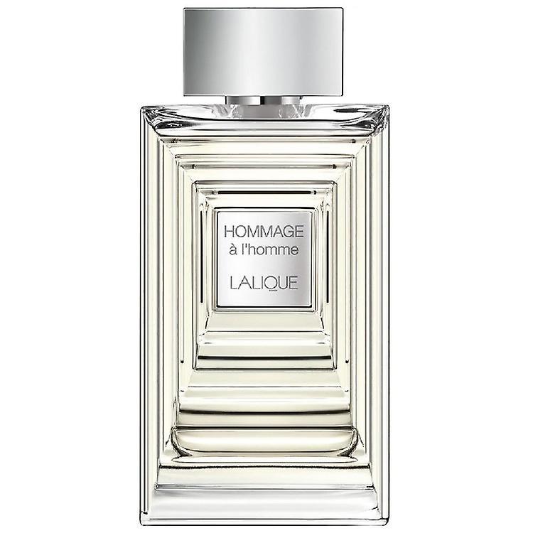 Lalique À L'homme Edt Hommage 50ml qVSpGzMU