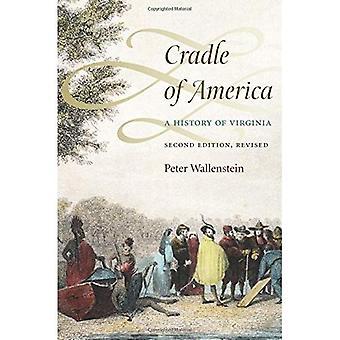 Berceau de l'Amérique: une histoire de la Virginie