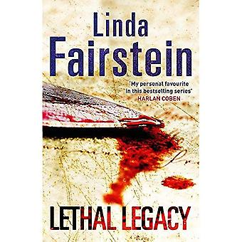 Lethal Legacy: An Alexandra Cooper Thriller