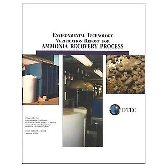 Environmental Technology Verification Report for Ammonia Recovery Process January 2000