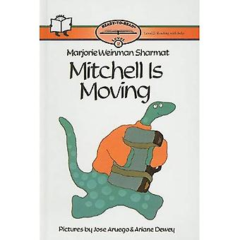 Mitchell Is Moving (Ready-To-Read: Level 2)