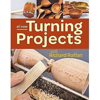 Tous les nouveaux projets de tournage avec Richard Raffan