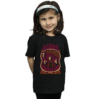 The Doors Girls Strange Days Distressed T-Shirt