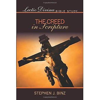 Niserat Divina: trosbekännelsen i skriften (Lectio Divina Bibelstudier)