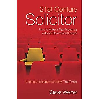 21st Century Solicitor: How to Make a Real Impact as a Junior Commercial Lawyer
