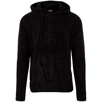 Urban klassikere mænd Hooded sweater chenille