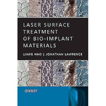 Laser, trattamenti superficiali dei materiali BioImplant di Hao & Liang