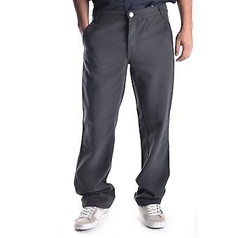 John Richmond Grey Cotton Pants
