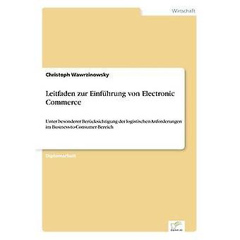 Leitfaden zur Einfhrung von elektronisk handel genom Wawrzinowsky & Christoph