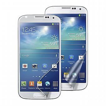 Set of two screen protectors: 1 Mate - 1 brightness Samsung Galaxy S5 Muvit