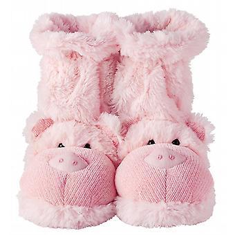 Casa aroma divertimento per calze piedi novità pantofola: maiale