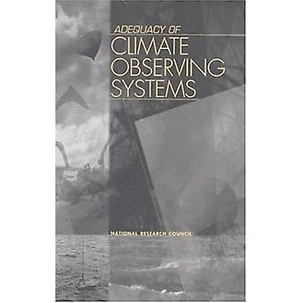Adequacy of Climate Observing Systems by Commission on Geosciences -