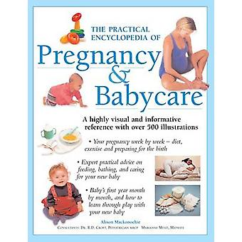 The Practical Encyclopedia of Pregnancy & Babycare - A Highly Visual a