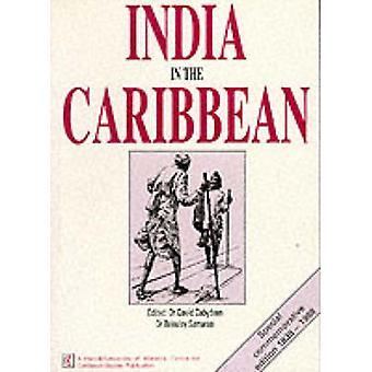 India in the Caribbean by David Dabydeen - Brinsley Samaroo - 9781870