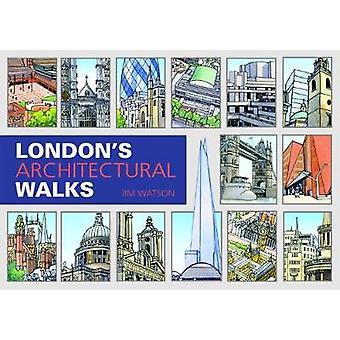 London's Architectural Walks - 9781909282858 Book