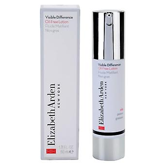 Elizabeth Arden Visible Difference Oil-Free Lotion 50ml For Oily Skin